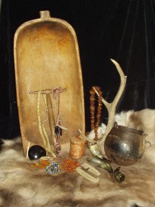 A selection of Viking Period Artefacts